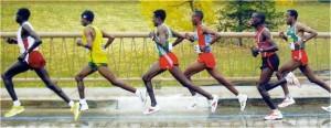 Kenya Runners