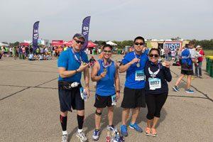 USAF Marathon Traiining