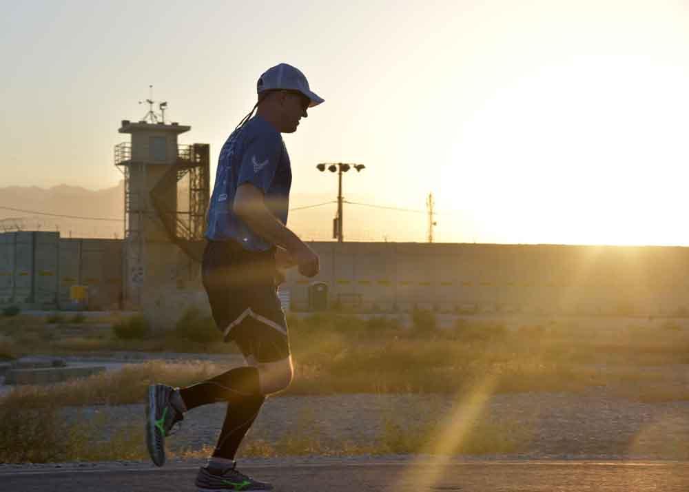 Air Force Marathon Deployed Races