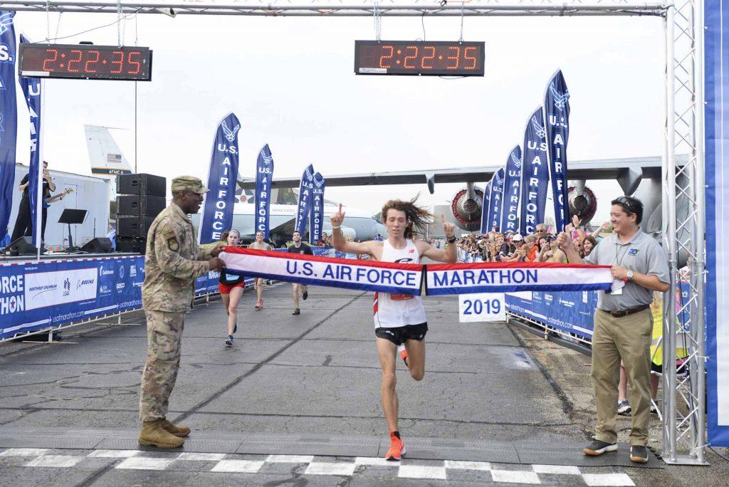 Air Force Marathon-Winner-2019