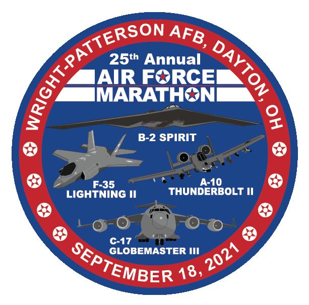 2021 Air Force Marathon