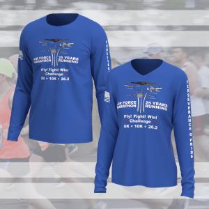 2021 Virtual Challenge Race Shirts